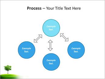 Un seul arbre dans la vallée Modèles des présentations  PowerPoint - Diapositives 71