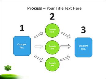Un seul arbre dans la vallée Modèles des présentations  PowerPoint - Diapositives 72