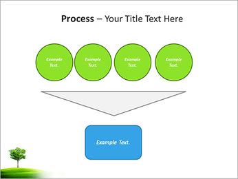 Un seul arbre dans la vallée Modèles des présentations  PowerPoint - Diapositives 73