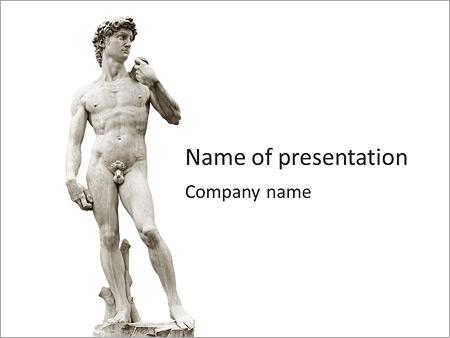David PowerPoint Templates