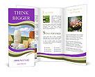 Healthy Milk Products Brochure Templates