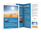 Smiling Stone Brochure Templates