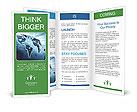 International Communication Brochure Templates