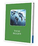 International Communication Presentation Folder