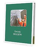 Architect at Work Folhetos de apresentação