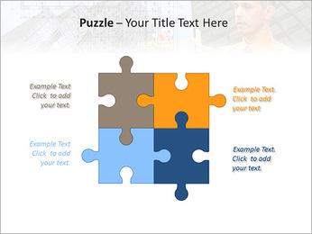 Arquiteto no Trabalho Modelos de apresentações PowerPoint - Slide 23
