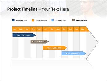 Arquiteto no Trabalho Modelos de apresentações PowerPoint - Slide 5