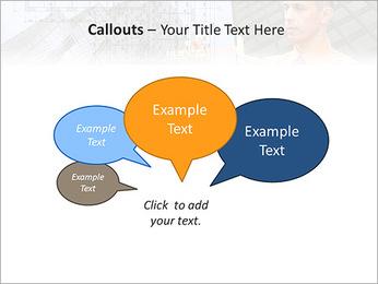 Arquiteto no Trabalho Modelos de apresentações PowerPoint - Slide 53