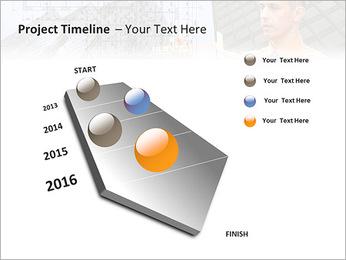 Arquiteto no Trabalho Modelos de apresentações PowerPoint - Slide 6