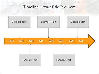 Arquiteto no Trabalho Modelos de apresentações PowerPoint - Slide 8