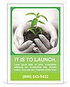 Save Nature Campaign Les clichés des annonces publicitaires