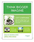 Save Nature Campaign Affiche