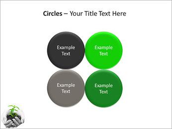 Campagne Sauvegarder Nature Modèles des présentations  PowerPoint - Diapositives 18