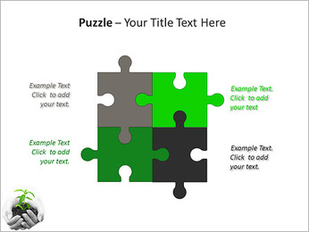 Campagne Sauvegarder Nature Modèles des présentations  PowerPoint - Diapositives 23