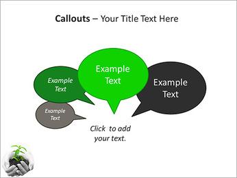 Campagne Sauvegarder Nature Modèles des présentations  PowerPoint - Diapositives 53