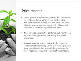 Campagne Sauvegarder Nature Modèles des présentations  PowerPoint - Diapositives 76