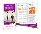 Problem Of Extra Weight Brochure Templates