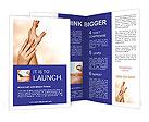 Manicure Brochure Templates