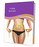 Perfect Body Shape Presentation Folder