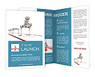 Overcome Obstacles Brochure Template