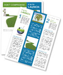 Eco Path Newsletter Template