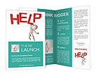 Help Needed Brochure Template