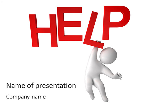 Help needed powerpoint template backgrounds google slides id help needed powerpoint template toneelgroepblik Gallery