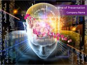 Secrets of Human Brain Шаблоны презентаций PowerPoint