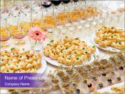 Catering Service PowerPoint Templates