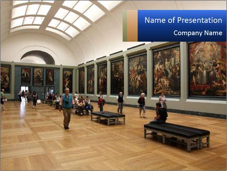 Art exhibition powerpoint template backgrounds google slides id art exhibition powerpoint template toneelgroepblik Images