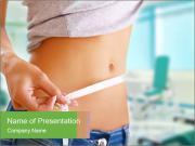 Weightloss Program PowerPoint Templates