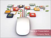 Fast Internet Connection Шаблоны презентаций PowerPoint