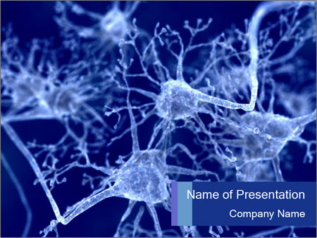 Human nervous system powerpoint template backgrounds google human nervous system powerpoint template toneelgroepblik