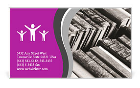 0000030289 Business Card Template