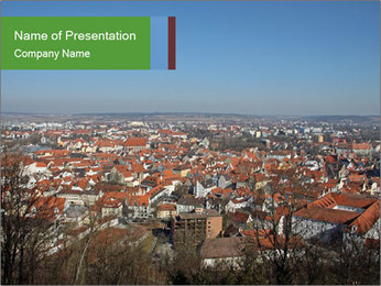 Bavaria in Autumn Season PowerPoint Template