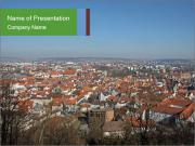 Bavaria in Autumn Season PowerPoint Templates