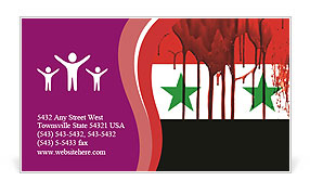 0000030430 Business Card Template