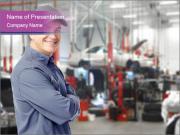 Auto Service PowerPoint Templates