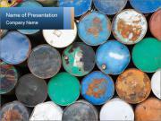 Petrols PowerPoint Templates