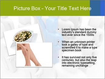 Blue Leading Man Modèles des présentations  PowerPoint - Diapositives 20