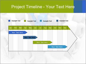 Blue Leading Man Modèles des présentations  PowerPoint - Diapositives 25