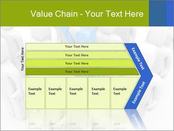 Blue Leading Man Modèles des présentations  PowerPoint - Diapositives 27