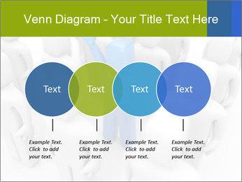 Blue Leading Man Modèles des présentations  PowerPoint - Diapositives 32