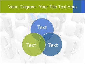 Blue Leading Man Modèles des présentations  PowerPoint - Diapositives 33