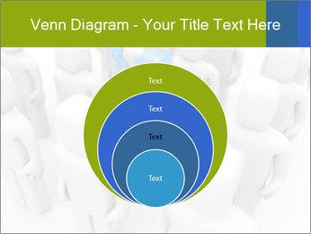 Blue Leading Man Modèles des présentations  PowerPoint - Diapositives 34