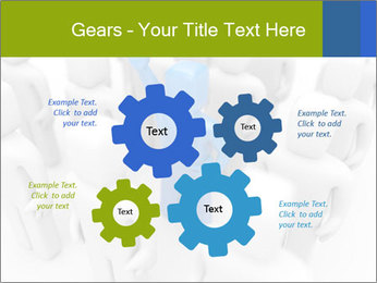 Blue Leading Man Modèles des présentations  PowerPoint - Diapositives 47