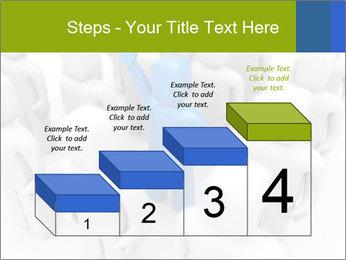 Blue Leading Man Modèles des présentations  PowerPoint - Diapositives 64
