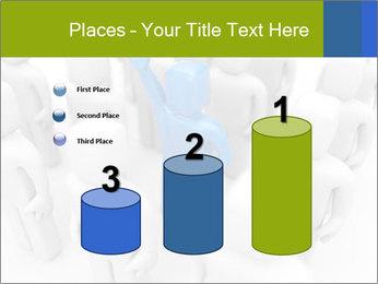 Blue Leading Man Modèles des présentations  PowerPoint - Diapositives 65