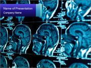 Brain Scan PowerPoint Templates