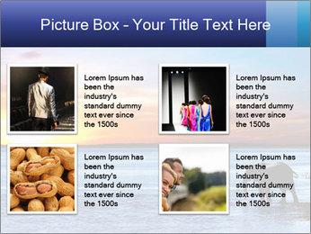 Elephant In Sri Lanka Modèles des présentations  PowerPoint - Diapositives 14